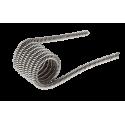 Resistencias a granel Clapton para RDA, RBA y RTA 316L SS 0.42 ohms (10 pack)